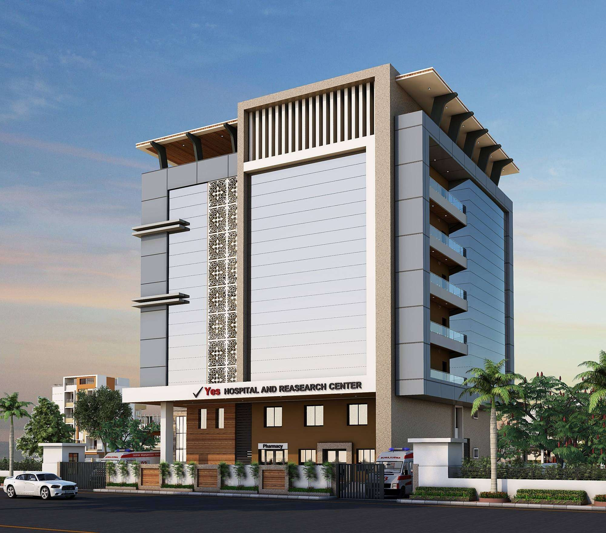 Top 10 Architects in Nagpur