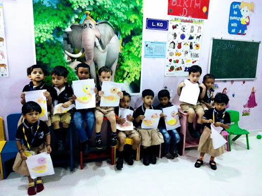 best day care center in raipur
