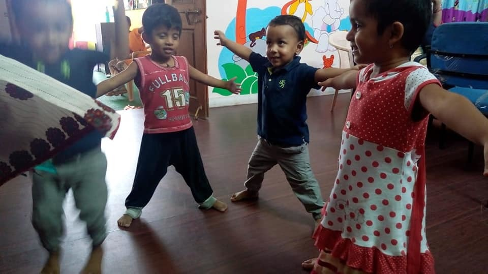 best day care center in Nagpur
