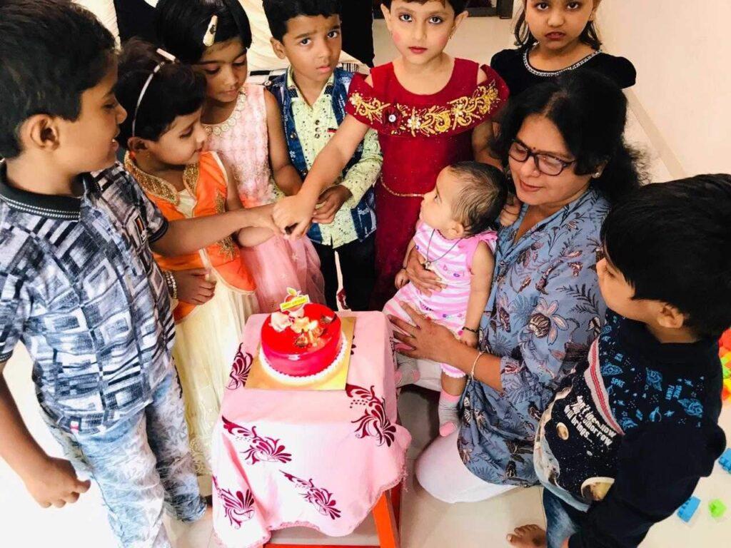 Leading Day Care Centre in Nashik