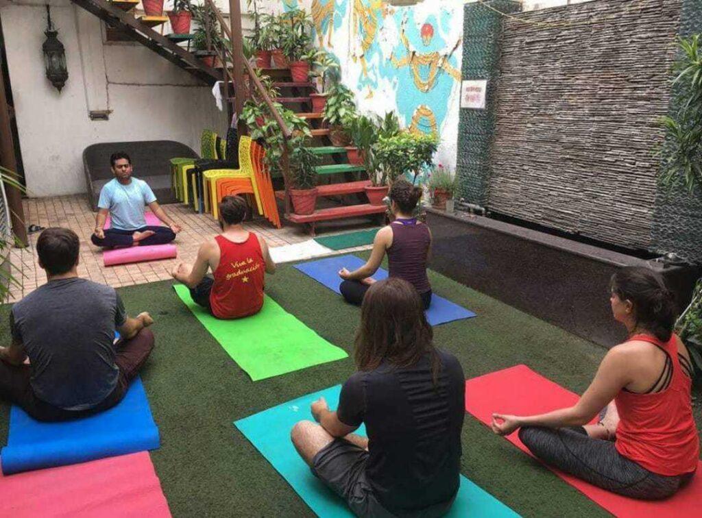 best yoga classes in Delhi