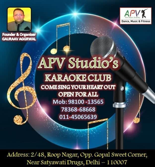 leading singing classes in Delhi