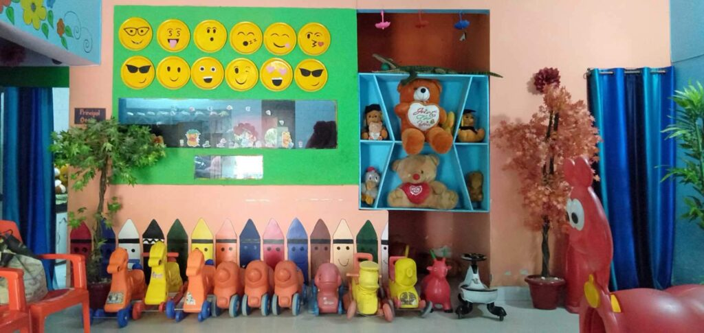 best Day Care Center & kindergarten in Bilaspur