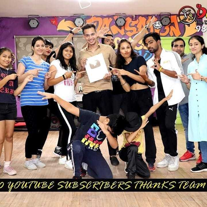 Leading dance group in Chandigarh