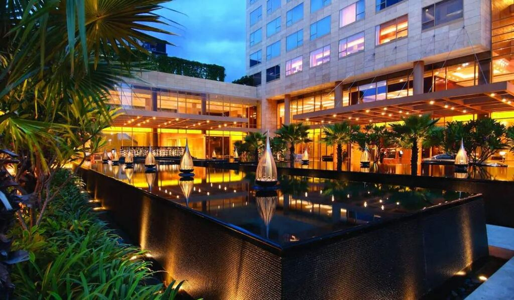 Top 10  Hotels In Pune