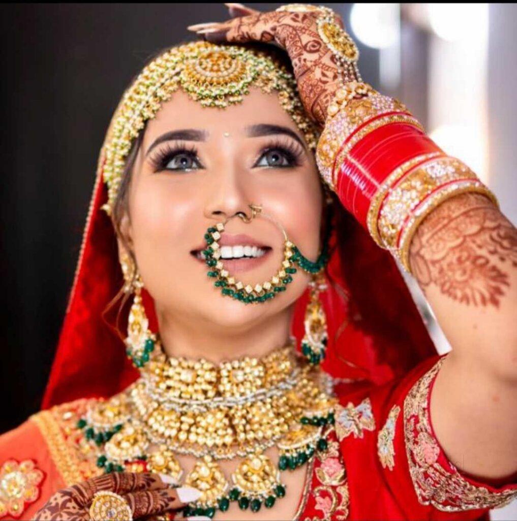 best  make-up artist in Delhi