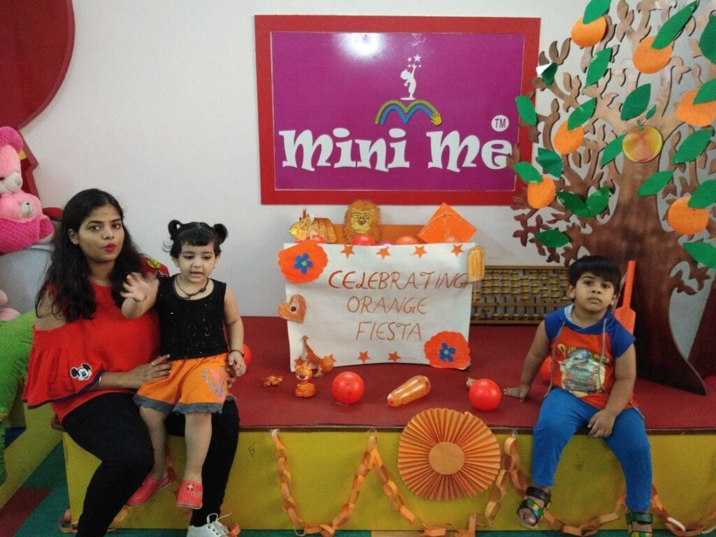 leading day care center in Delhi