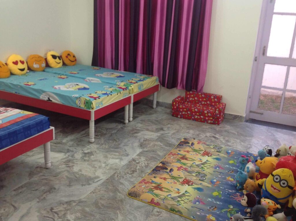 best day care center in Delhi