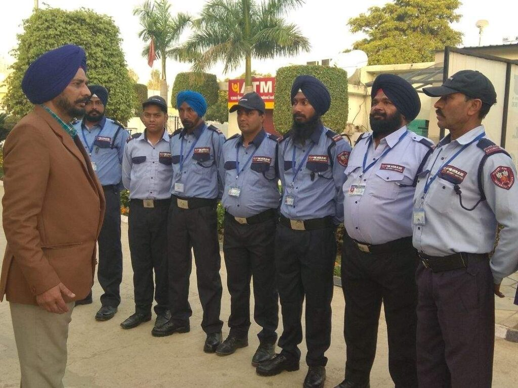 best security guards in chandigarh