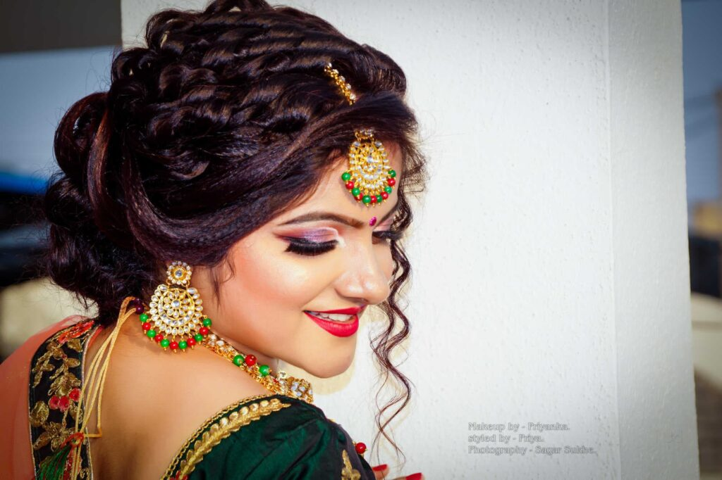 Professional Makeup Artists In Pune