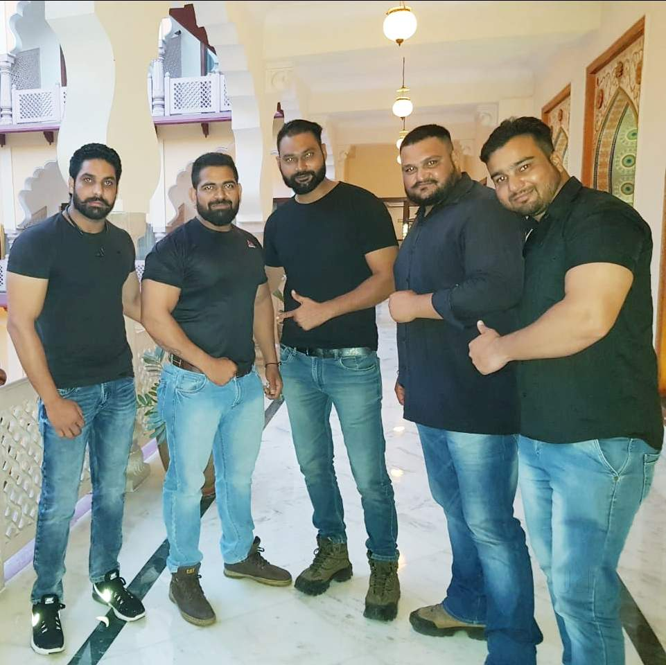 clubs and parties bouncers in Chandigarh