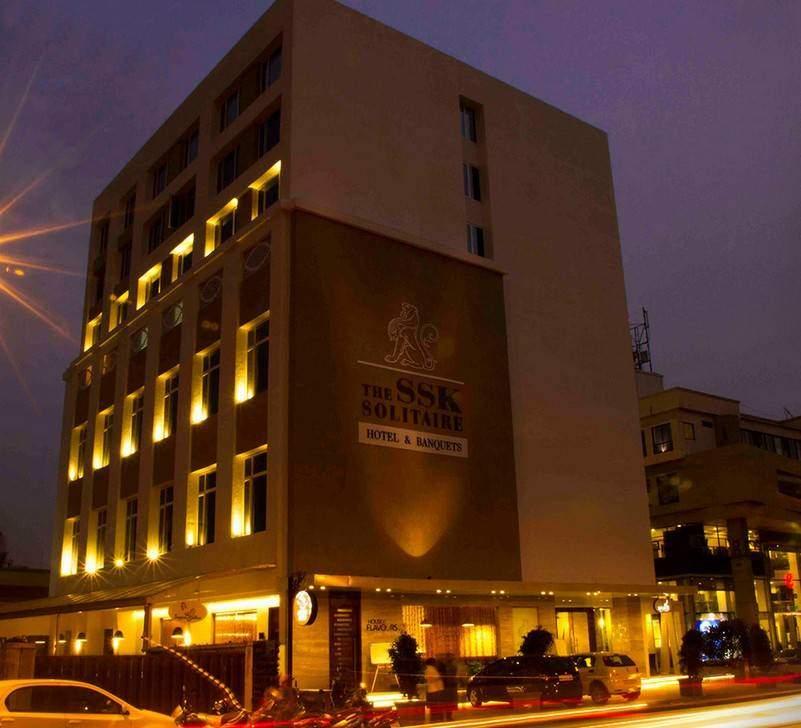 Leading hotels in Nashik