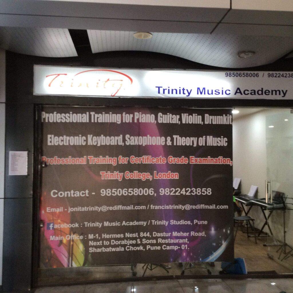 Best Music Classes In Pune