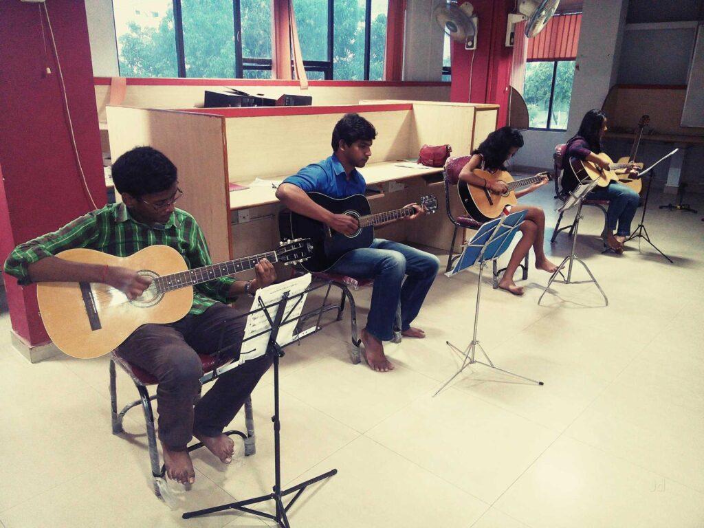 best music classes in Hyderabad