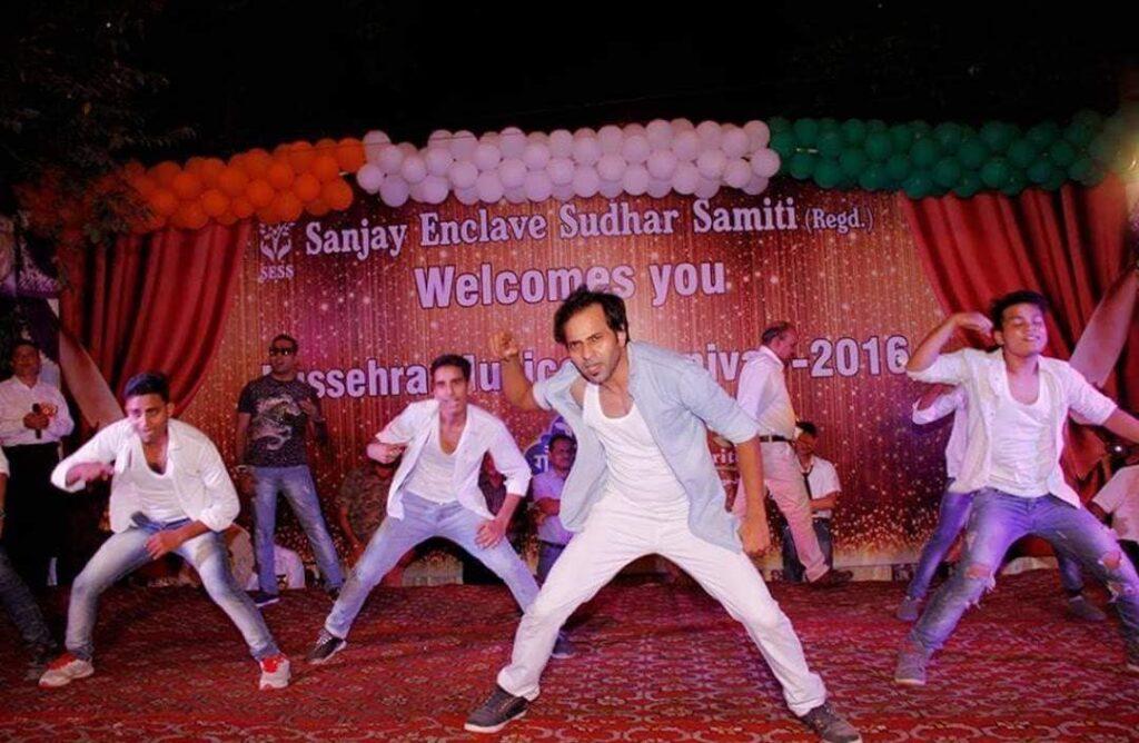 famous dance classes in delhi