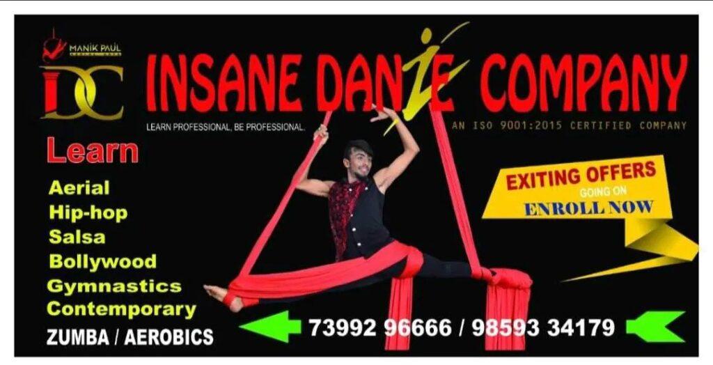 Top 10  Dance Classes In Guwahati.