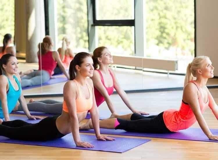famous yoga classes in Hyderabad