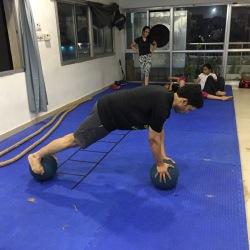 leading yoga classes in Raipur